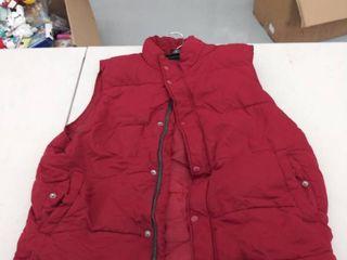 men s large vest