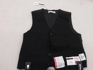 boys size 8 vest