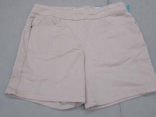 Woman s Khaki Shorts