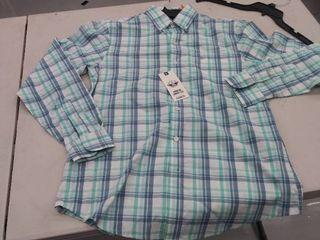 men s small long sleeve shirt