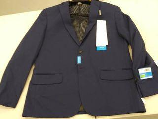 mens 42 short slim fit suit jacket