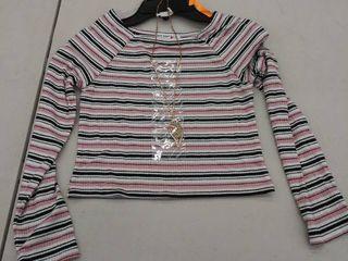 girls medium 10 12 shirt