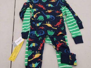 boys 2 sets 3T pajamas