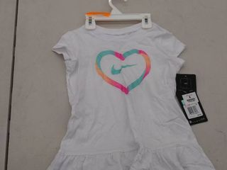 girls 6x shirt  stained