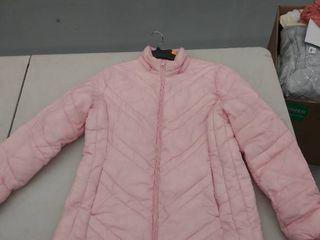 junior large coat  hole in back