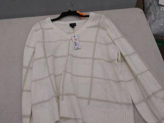 women s xxl sweater  dirty