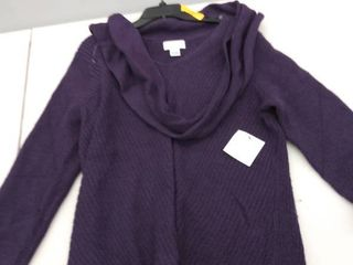 women s 1x sweater with scarf