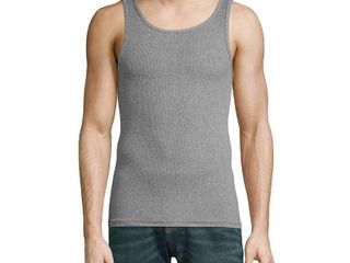 Hanes Comfortblend Sleeveless Tank 4 pack size small