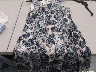 women s 18 dress  dirty
