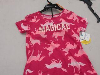 girls 14 pj shirt