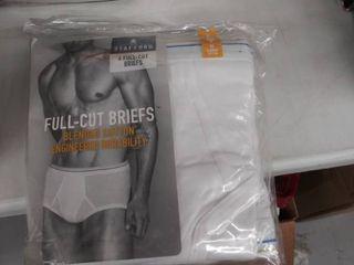 mens full cut briefs medium
