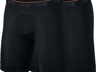 Men s Nike Dri FIT long Boxer Brief Size  Medium  black 1 pair