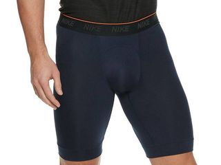 Men s Nike Dri FIT long Boxer Brief  Size  large  1 pair