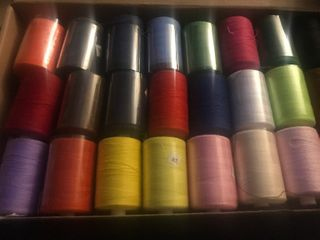 It is a large amount of sewing thread
