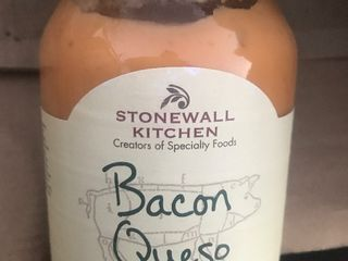 10 jars of stone well kitchen bacon queso