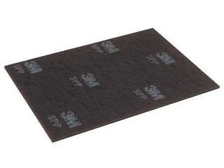 Scotch SPP4 5 Brite Surface Preparation Pad  4 5 8  x 10   Case of 20