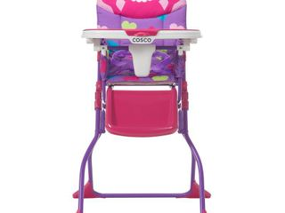 Cosco Simple Fold Deluxe High Chair in Shelley  RETAIl  52 99