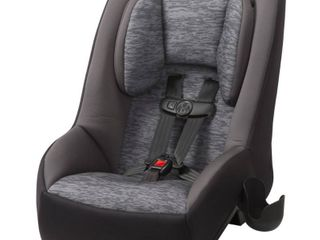 Cosco Mighty Fit 65 DX Convertible Car Seat  Heather Onyx Gray   RETAIl  89 99
