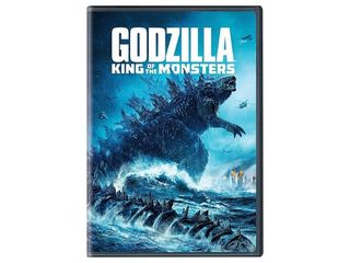 Godzilla  King Of The Monsters  DVD   RETAIl  9 99