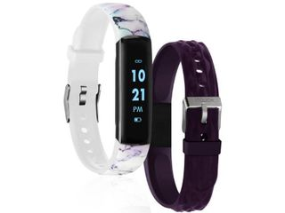 iTouch Slim Fitness Tracker w  2 Interchangable Bands  RETAIl  75 00