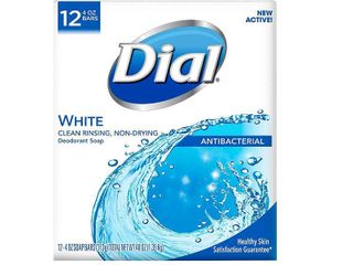 12 Bars Dial Antibacterial Soap