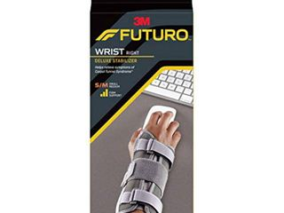 FUTURO Deluxe Wrist Stabilizer Helps Relieve Carpal Tunnel Symptoms  RETAIl  24 99