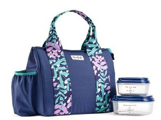 Fit   Fresh Sanibel lunch Tote  RETAIl  19 99