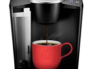 Keurig K Classic Coffee Maker   Single Serve K Cup Pod Coffee Brewer   6 to 10 Oz  Brew Sizes   Black