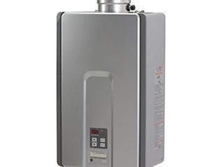 Rinnai Rl75IP Outdoor Tankless Hot Water Heater   Rl94eN   Natural Gas  14  W x 23  H x 9 D  Over  1000 retail