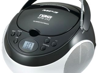 Portable MP3 CD Player with AM FM Stereo Radio