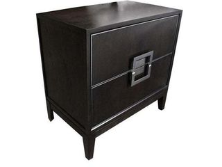 Best Master Furniture 2 Drawer Nightstand