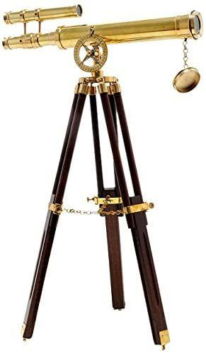 Old Modern Handcrafts Harbor Telescope
