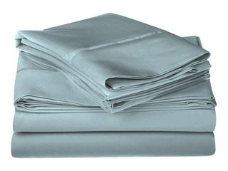 Superior Egyptian Cotton 1200 Thread Count Deep Pocket Bed Sheet Set Retail 186 99