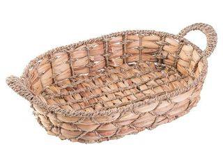 Seagrams Fruit Bread Basket Tray with Handle