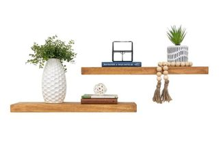 Del Hutson Designs True Floating Shelves