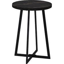 FirsTime   Co  Miles Black Farmhouse Stool
