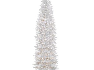 7 5 ft Kingswood White Fir Pencil Tree