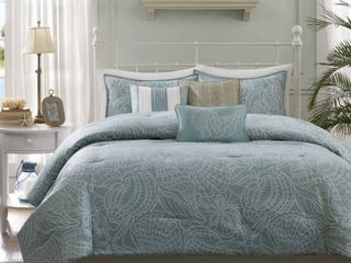 Madison Park Seaside 7 Piece Comforter