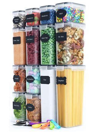 Chefs Path   Food Storage Container Set   14pcs