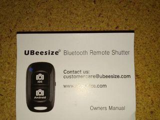 UBeesize Bluetooth Remote Shutter