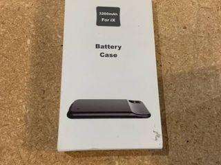 3200 mAh For iX Battery Case