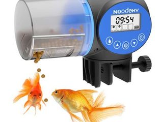 Noodoky Automatic Programmable Fish Feeder
