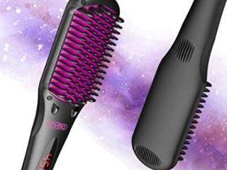Tymo   iOnic Hair Straightener Brush