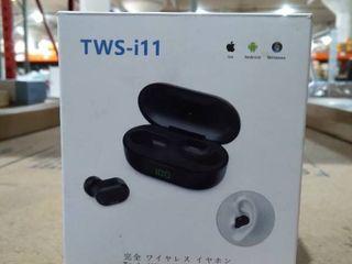 TWS i11 Truly Wirless Earphones