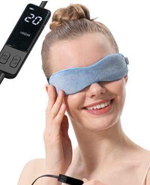 Aroma Season Professional Heated Eye Mask