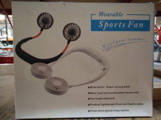 Wearable Sports Fan