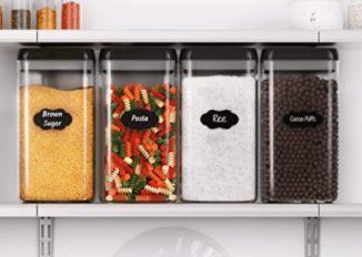 Food Storage Container Set 3 2 l