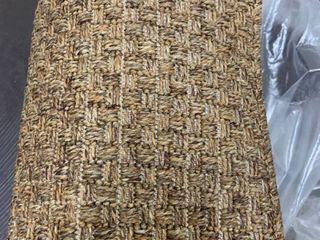 Orientalist Weavers   7 10  x 10 10  Brown Area Rug