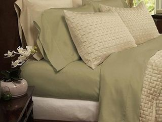 Rayon made from Bamboo Bed Sheets Set   Queen