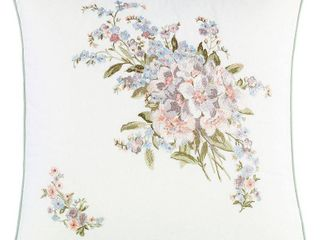 laura Ashley Harper 18 inch Decorative Pillow
